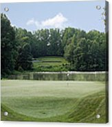 Hobbits Glen - Signature 11th Hole Acrylic Print