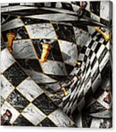 Hobby - Chess - Your Move Acrylic Print by Mike Savad