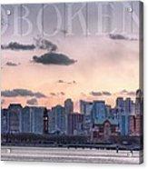 Hoboken  Acrylic Print