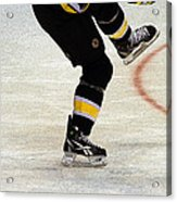 Hockey Dance Acrylic Print