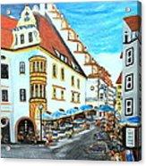 Hofbrauhaus Munchen Acrylic Print