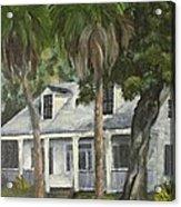 Hoffman House Acrylic Print