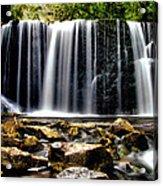 Hogg Falls Acrylic Print