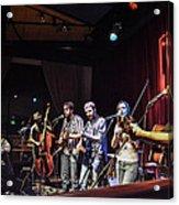Hogmaw Band Acrylic Print