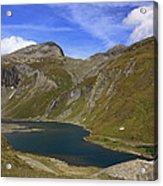 Hohe Tauern National Park Austria  Acrylic Print