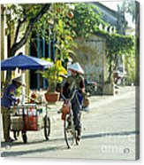 Hoi An Early Morning Acrylic Print