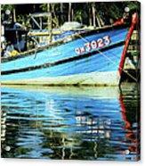 Hoi An Fishing Boat 01 Acrylic Print