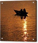 Hoi An Sunrise 02 Acrylic Print