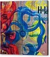 Hold Me // Kembe M' Acrylic Print