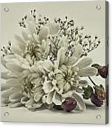 Holiday Boquet Acrylic Print
