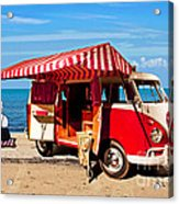 Holiday By The Seaside Acrylic Print