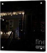 Holiday Cheer Acrylic Print