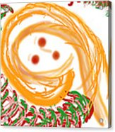 Holiday Depression Acrylic Print