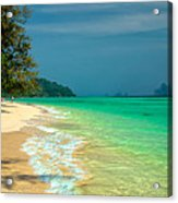Holiday Destination Acrylic Print