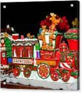 Holiday Express Acrylic Print