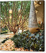Holiday Lights - Wynn Hotel Acrylic Print