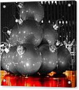 Holiday Reflection Acrylic Print