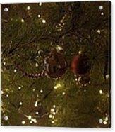 Holiday Sparkle Acrylic Print