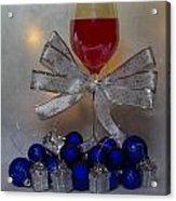 Holiday Wine Acrylic Print