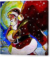 Holiday Wishes Acrylic Print