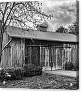 Holland Barn 2140b Acrylic Print