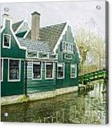 Holland House Acrylic Print