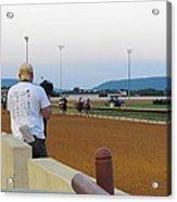 Hollywood Casino At Charles Town Races - 12128 Acrylic Print