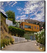 Hollywood  Acrylic Print