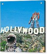 Hollywood Prime Acrylic Print by Scott Listfield
