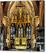 Holy Cross Acrylic Print
