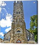 Holy Ghost Lutheran Church Acrylic Print
