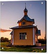Holy Source 4. Karelia Acrylic Print