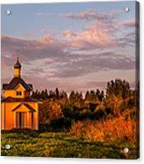Holy Source. Karelia Acrylic Print