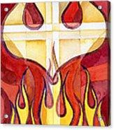 Holy Spirit 2 Acrylic Print