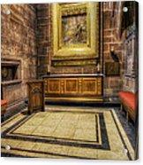 Holy Spirit Chapel Acrylic Print