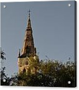 Holy Tower   Acrylic Print