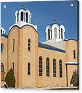 Holy Trinity Orthodox Christian Church Acrylic Print