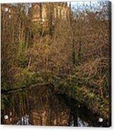 Holy Trinity Reflections Acrylic Print