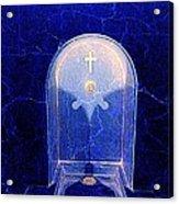 Holy Water Acrylic Print