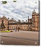 Holyrood Palace Acrylic Print