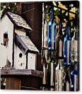 Home Amongst The Vines Acrylic Print