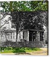 Home In Little Compton Rhode Island Acrylic Print