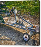 Home Made Go Kart Acrylic Print