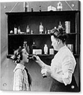 Home Medicine, C1900 Acrylic Print