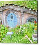 Home Of Hobbiton 1 Acrylic Print