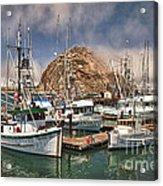 Home Port Acrylic Print