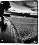 Homebound. Acrylic Print