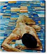 Homenaje A Paul Klee Acrylic Print