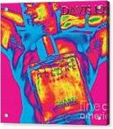 Homme Pop Acrylic Print
