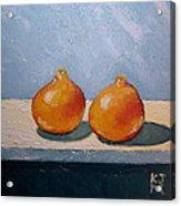 Honeybells - The Perfect Couple Acrylic Print